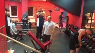 Mannequin challenge в Yashankin Fitness