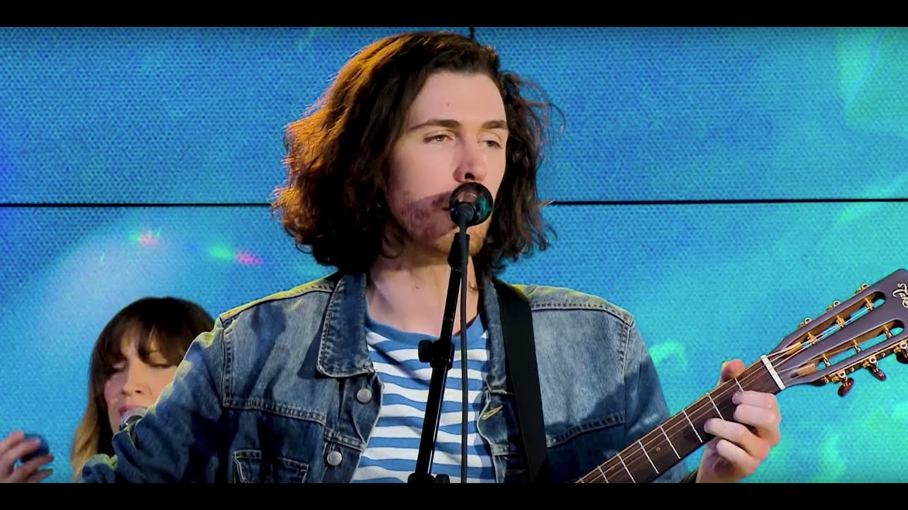 Hozier Almost Sweet Music Live At Youtube Youtube