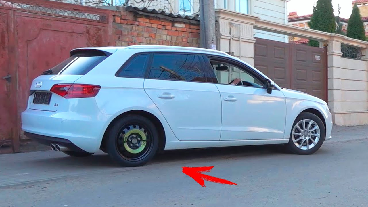 The wheel fell off on Audi compilation