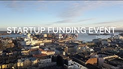 Startup Funding Event Helsinki 2018 - SLUSH side event - Official aftermovie
