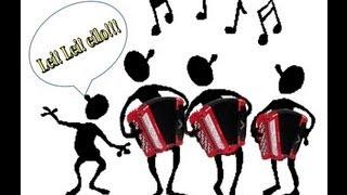 Tutoriel accompagnement chant  à l'accordéon morceau Louise attaque j't'emmène au vent