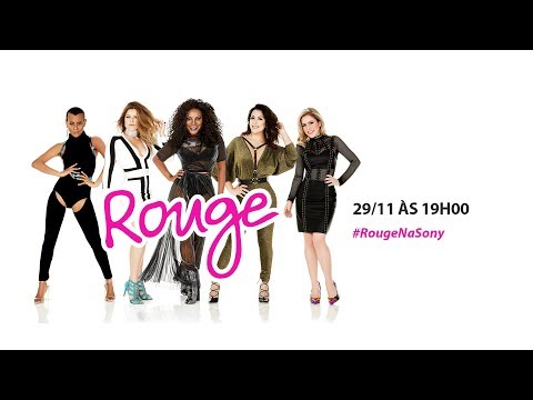 ROUGE AO VIVO NA SONY!