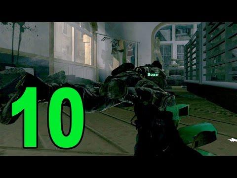 Modern Warfare 3 - Part 10 - Eye of the Storm (Let's Play / Walkthrough / Playthrough) |