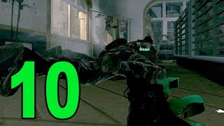 Modern Warfare 3 - Part 10 - Eye of the Storm (Let's Play / Walkthrough / Playthrough)