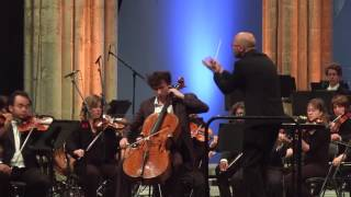 Edgar Moreau TCHAIKOVSKI Variations Rococo