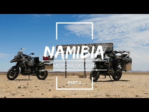 Motorcycle Adventure Namibia 2016 Part Two