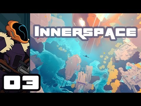 Let's Play Innerspace - PC Gameplay Part 3 - Wandering