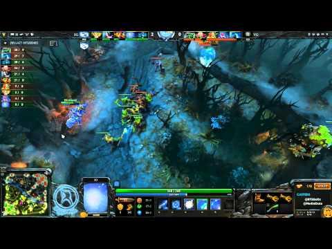 Vici vs EG - The Summit - playoffs - G1