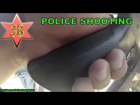 Police shooting criminals, part 38