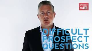 5 Difficult Questions You Should Be Asking Your Prospects