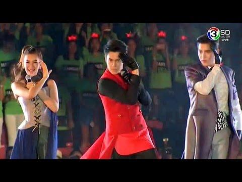 ผู้บังคับบัญชาหัวใจ (OST.ผู้กองยอดรัก) : คอนเสิร์ตรักล้นจอ [ครบรอบ 46ปี ช่อง3] :: 26/3/59