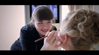 Отель Классик, рекламный ролик, визажист Татьяна Агаркова.
