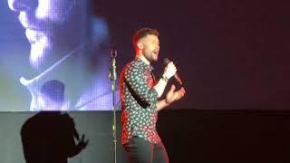 Dancing On My Own - Calum Scott (live in Manila)