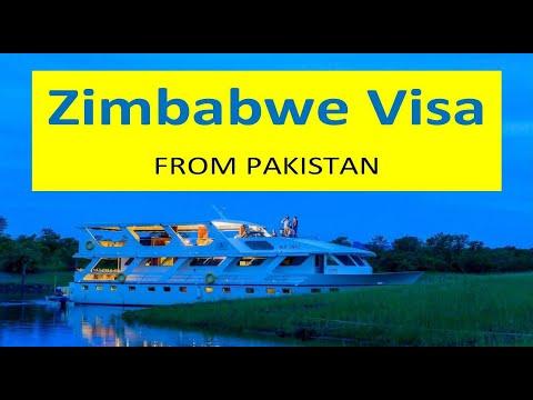 ZIMBABWE - visit visa consultant - Pakistan