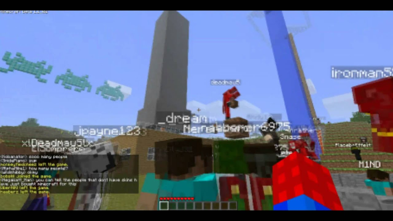 how to open personal server minecraft