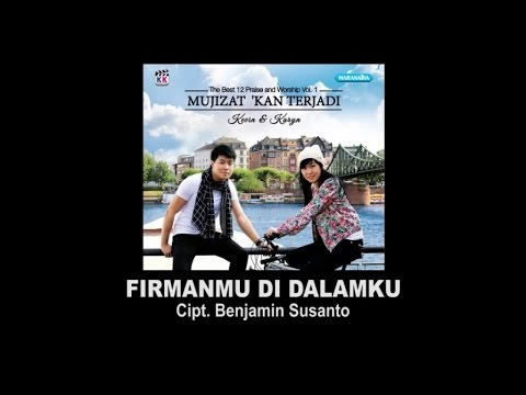 Kevin & Karyn - FirmanMu Di Dalamku (Official Lyric Video)