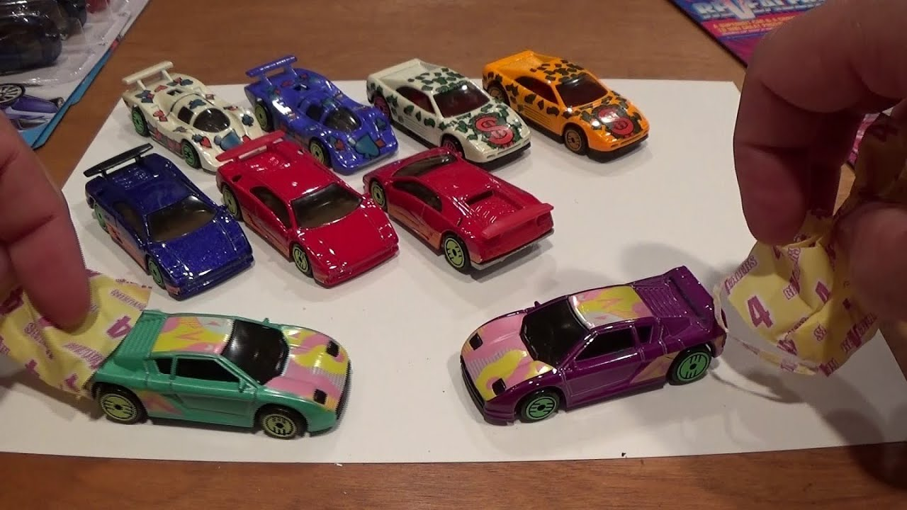 august 2015 haul video rare hot wheels variations and more - Rare Hot Wheels Cars 2015