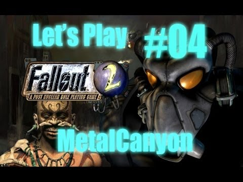 Let's Play Fallout 2 (part 4 - Care For a Rat Stew?)