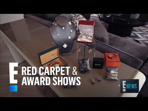 The Hottest Celebrity Jewelry Brands and Trends | E! Live from the Red Carpet