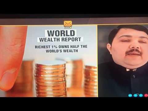 Credit Suisse Global Wealth Report'17