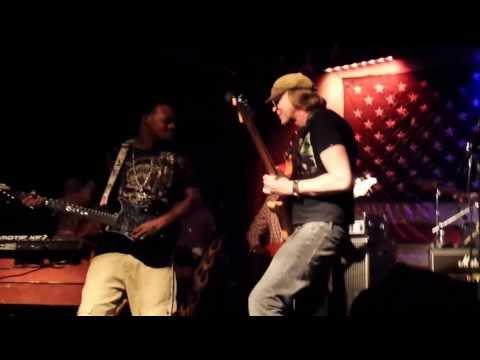Eric Gales and Craig Erickson in Memphis 1