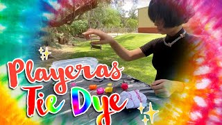 Ángela Aguilar - Mi Vlog #71 Playeras Tie Dye