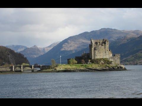 Scotland - Eilean Donan Castle, North West Highlands