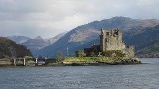eilean donan loch duich scotland