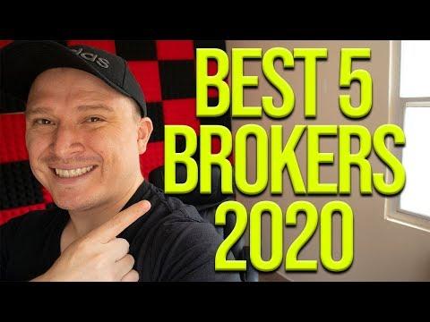 BEST 5 BINARY OPTIONS BROKERS IN 2020
