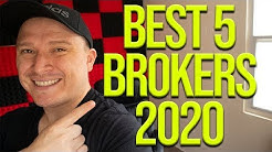 BEST 5 BINARY OPTIONS BROKERS IN 2020
