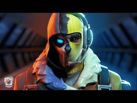 RAPTOR TURNS EVIL: VULTURE ORIGIN STORY! *SEASON X* (A Fortnite Short Film)
