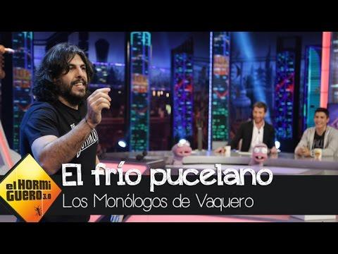 """Vaquero: """"En Valladolid la niebla es espesa que se puede untar en pan"""" - El Hormiguero 3.0"""