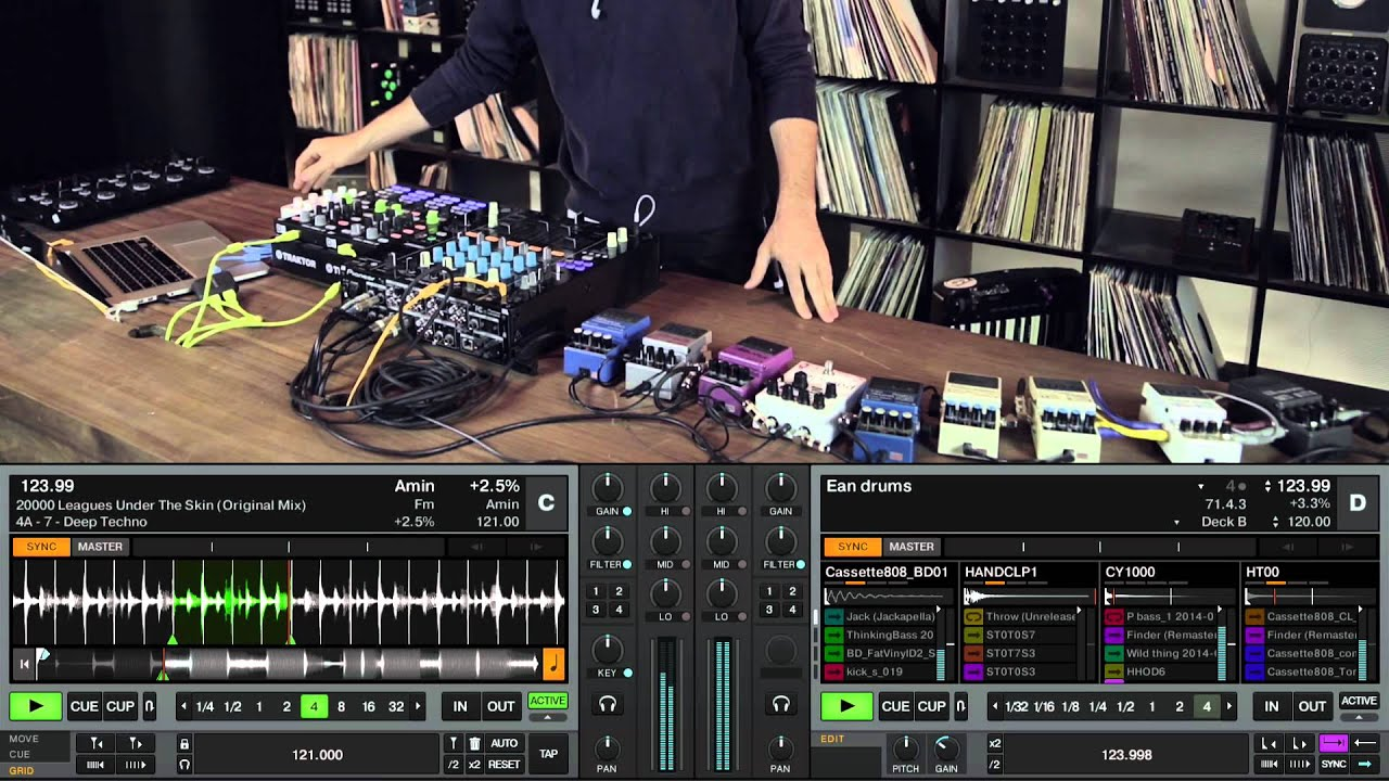 great guitar effects pedals for djs how to use them youtube. Black Bedroom Furniture Sets. Home Design Ideas