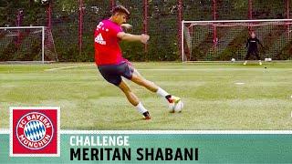 Entscheidung im 1-gegen-1 | 5-Ball-Challenge vs. Meritan Shabani | FC Bayern München | Kickbox