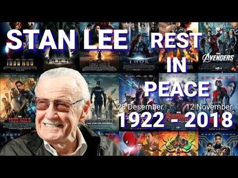 Kabar STAN LEE MENINGGAL Pencipta Superhero Marvels - Stan Lee Dead