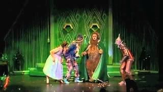 The Wizard of Oz (King of the Forest)