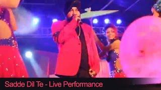 Sadde Dil Te | Live | Shimla Summer Festival 2013 | Daler Mehndi | DRecords