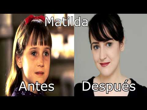 Matilda Now 2017