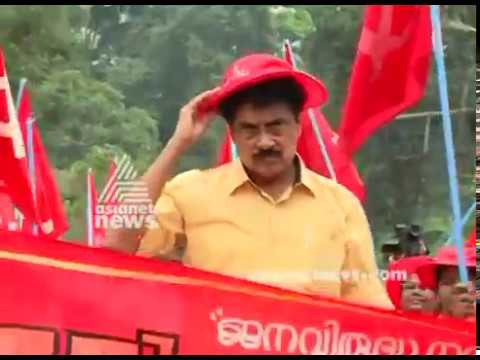 PK Sasi sexual harassment case: Criticism against Palakkad Dist. Committee for protecting PK Sasi