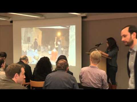 5th Annual Curry Stone Design Prize Forum - session 1