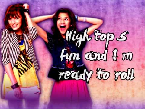 Fashion Is My My Kryptonite- Bella Thorne and Zendaya (with lyrics)