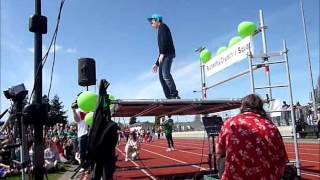 guiness book of world records live dance performance