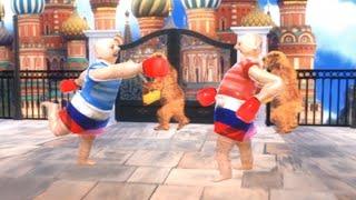 Russian Drunken Boxers · Game · Gameplay