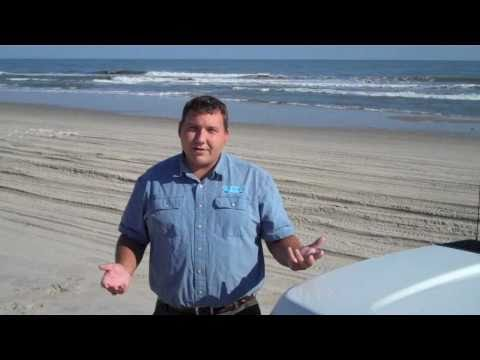 How Often Do People Get Stuck Driving on the Beach? Outer Banks 4x4