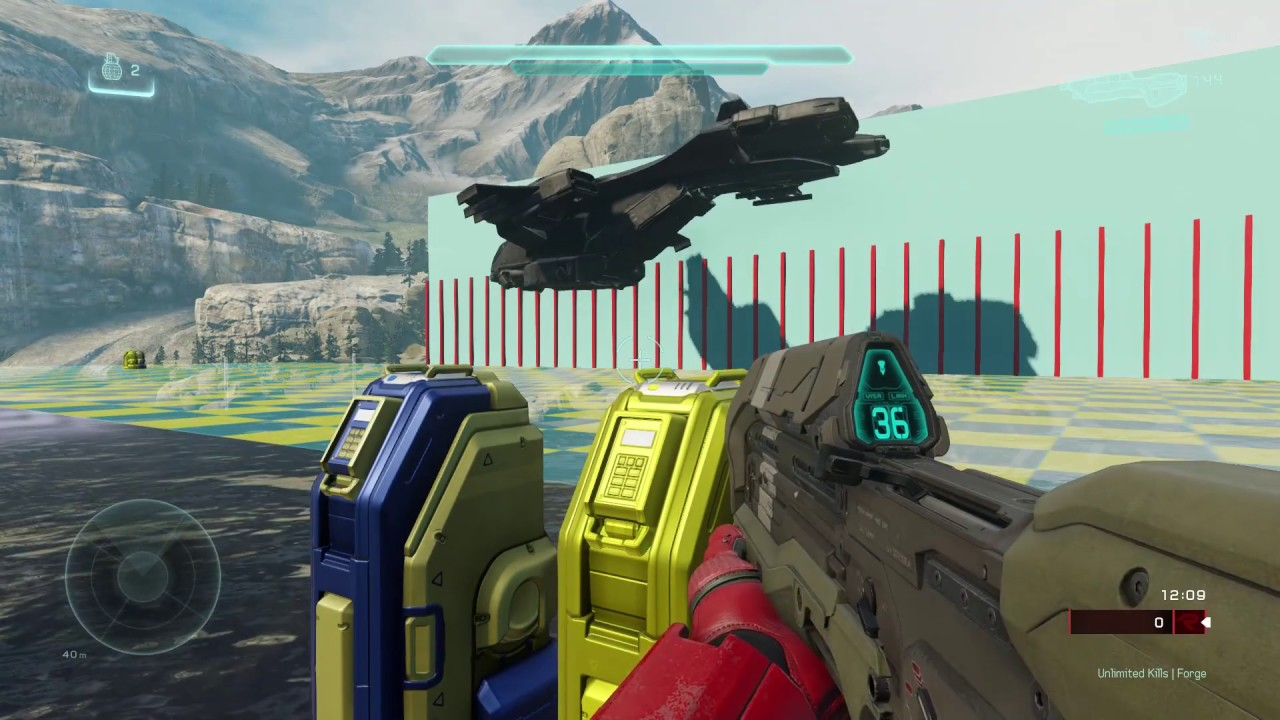 Halo 5 forge tutorial: smooth linear motion with scripting! Youtube.