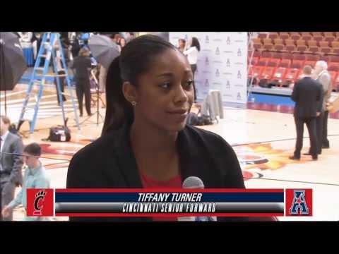 2013 Women's Basketball Media Day Live Show - Cinc...