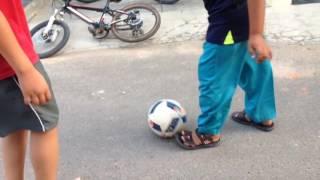 Soccer championship anak geng v anak Jones live dari puri legenda