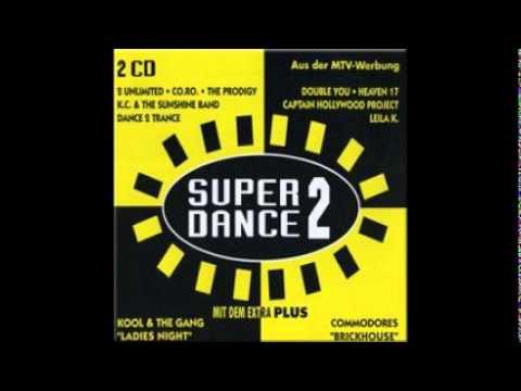 Super Dance vol. 2 (1993)