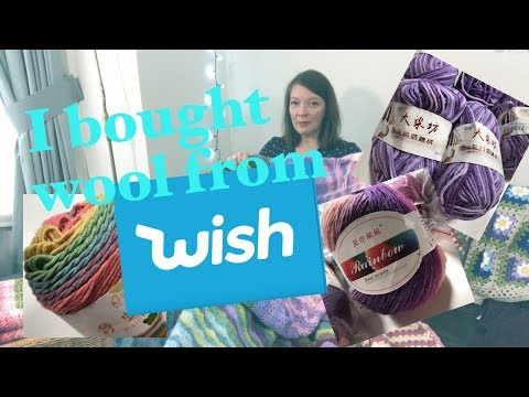 Ophelia Talks About Buying Wool From WISH