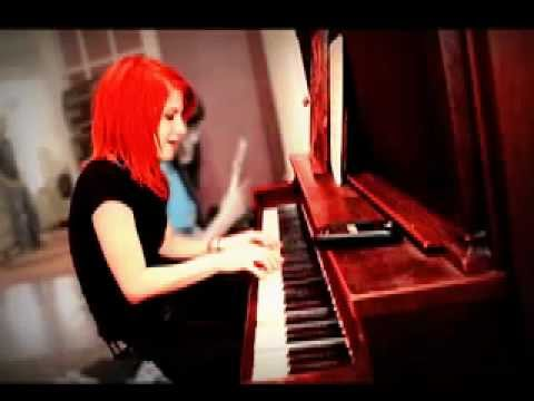 Paramore - All I Wanted (Candlelight Piano Version + Original Vocals)